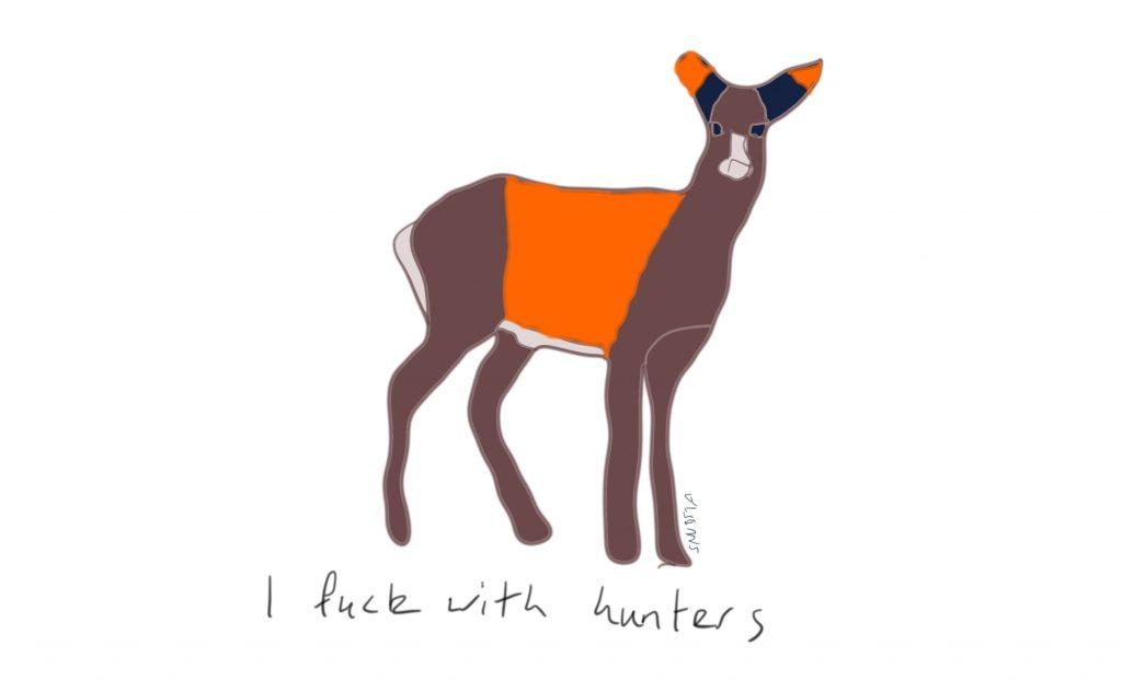 Oh deer ha ha